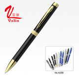 Different Color Metal Ballpoint Pen Promotional Premium Pen on Sell