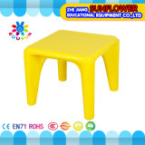 Plastic Student Table and Chair for Preschool