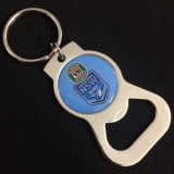 Customized Beer Bottle Opener Keyring with Custom Logo