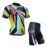 Cycling Clothing/Bike Sport Bicycle Road Cycling Jersey Short Sleeve (AKCW22)