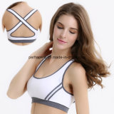 High Quality Quickly Dry Women Gym Bra Ladies Fitness Wear