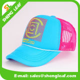Custom Wholesale Printed Trucker Embroidery Patch Mesh Caps