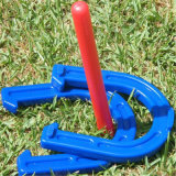 Deluxe Outdoor Fun for Family Plastic Horseshoe