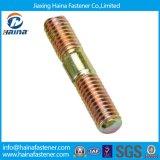 Carbon Steel Color-Zinc Plated A193 B7 Stud Bolt M4-M24