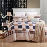 Wholesale Cheap Soft Brushed Cotton Twin Modern Bedding Sets