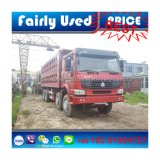 Wholesale 8X4 Used HOWO Dump Truck of HOWO Tipper Truck