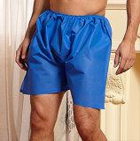 Blue Disposable Boxer for Men/Travel/SPA/Massage