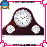 High Quality Wooden Clock for Souvenir Gift