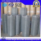 Hot Dipped Coated Electro Galvanized Welded Wire Mesh (anjia-803)