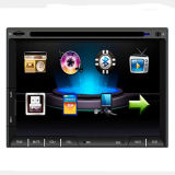 Touch Screen Car DVD Player GPS Navigation USB SD Bluetooth