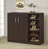 Wooden Shoe Cabinet Storage Shelves Furniture (HF-EY08182)