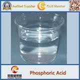 Phosphoric Acid 85 Food Grade P2o5 (CAS No.: 7664-38-2)