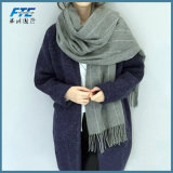 Winter Ladies Pure Cashmere Long Hot Sale Shawl Scarf Pashmina
