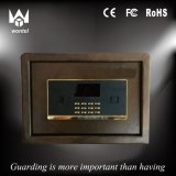 Cheap China Supplier Mini Hotel Fire Proof Security Safes Box