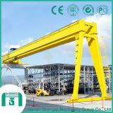 High Working Effiency Bmh Model Double Girder Semi-Gantry Crane