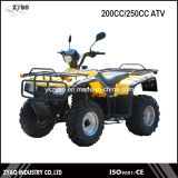 200cc Air Cooled/Water Cooled ATV Quad, 250cc Farm ATV with High Quality China ATV Hot Selling
