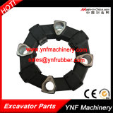 Excavator Flexible Rubeer Coupling Mikipulley 28A 28as Coupling