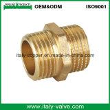 Brass Straight Coupling Fitting/Bronze Coupling (AV-BF-7006)