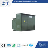 Compact Transformer Power Substation