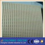 Interior Anti-Fire Cotton Fabric Acoustic MGO Ceiling Board