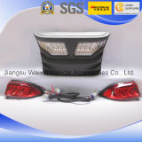 "Club Car Good Precedent 04""-up LED Basic Light Kit"