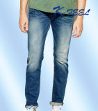 Wholesale Fashion Jeans for Men with Custom Printing