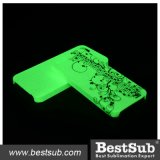 Frosted Luminous New Design for 3D iPhone5 Cover (IP5D01YF)