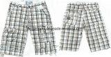 Lattice Casual Leisure Cotton Cargo Jogger Washing Pants for Man