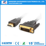 Gold Plated 1.8m HDMI to DVI Conversion Cable