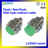 M30 Air Plug-in Inductance Sensor Switch Lj30A3 Series Without Cable Metal Switch