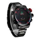 Weide Weide Analog Digital Display Military Watch
