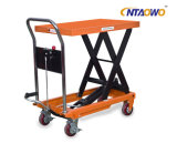 Small Stainless Steel Hydraulic Scissor Pallet Jack