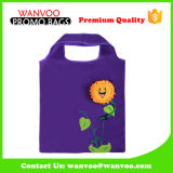 Factory Price Promotion Polyester Non Wonven Foldable Shopping Bag