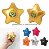 Promotional Stress Ball PU Toys Stress Star Shaped Toys