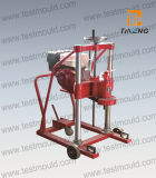 Concrete test equipment