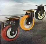Heavy Duty Nylon Castor Wheel in Various Color