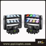 DJ Lighting 8*10W LED Moving Head Beam Spider Light