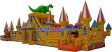 Popular Style Inflatable Bouncer and Jumping Castle (A102)