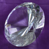 200mm 20cm Diameter Large Size Crystal Diamond for Docoration