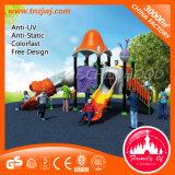 Children Outdoor Plastic Slide Outdoor Plastic Playground