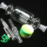 10mm Mini Nectar Collector Kit with Titanium Quartz Nail
