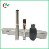 Hemp Oil Cbd Vape Pen Battery Glass Cartridge Metal Case Kit