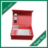 Printed Paperboard Packaging Box for Hair Extension