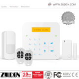Wireless Home Security GSM Alarm with APP Control