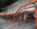 Sew Machine Powder Coating Line