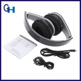 Foldable Folding Design Cheap Wireless Bluetooth Headphone with SD Card