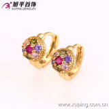 Xuping 18k Gold CZ Fashion Earring (27161)