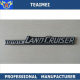 Car Emblems With 3M adhesive Landcruiser letter Sticker For Toyota