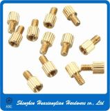 OEM Factory Made Knurled Male Female Brass Round Standoff Bolt