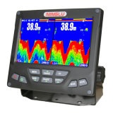 7 Inch TFT LCD Commercial Fishing Finder of Dual-Frequency